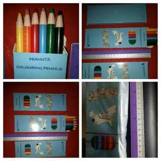 SIA non-sharpener color pencils 3box