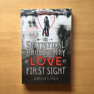 The Statistical Probability of Love at First Sight by Jennifer Smith