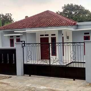 Rumah siap huni luas 300m deket pasar parung.bisa KPR
