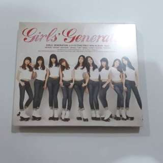 ON HAND SEALED SNSD - GEE