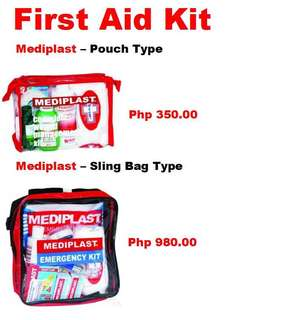 Mediplast First Aid Kit