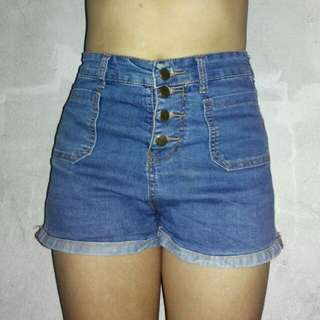 HW shorts stretchy