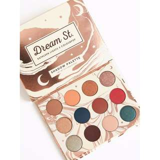 ✨INSTOCK SALE: COLOURPOP DREAM ST. Pressed Powder Shadow Palette