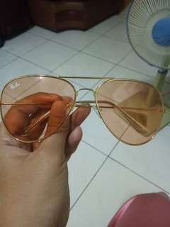 Kacamata Rayban authentic no box