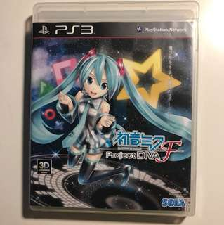 Project Diva F (Japanese)