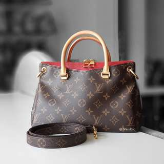 Authentic Louis Vuitton Pallas BB LV