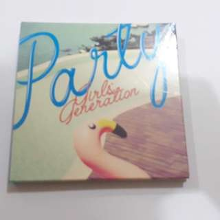 ON HAND SEALED SNSD - PARTY ALBUM