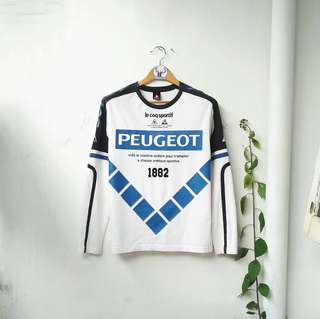 Le Coq Sportif X Peugeot Jersey