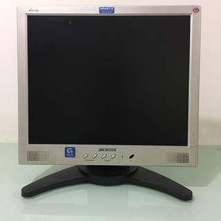 Micrtek 19 寸 Monitor 電腦屏幕