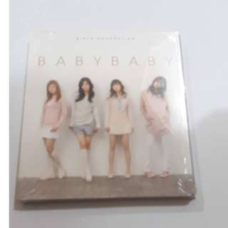 ON HAND SEALED SNSD 1st Full Album Repackage - BABY BABY