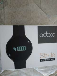 Actxa Stride Steps Tracker