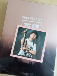 WTS | BTS 2015 On Stage Live Jhope Photocard