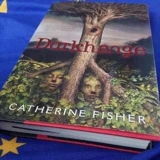 "Novel: ""Darkhenge"" by Catherine Fisher"