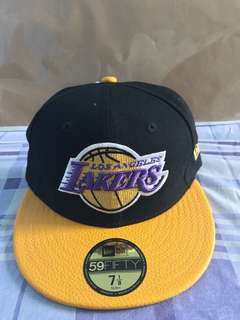 Brand New Authentic Lakers Cap