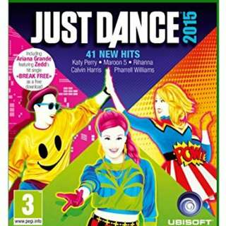 XBOX One - Just Dance 2015 💃