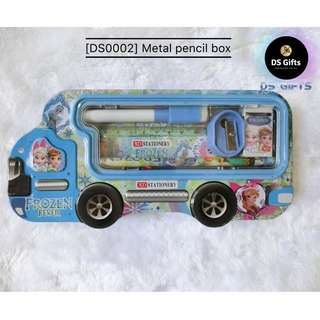 Frozen Pencil Box with Stationary