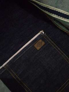 apron denim selvedge dickies