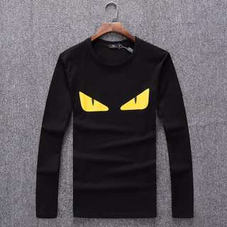 FENDI ROUNDNECK LONG SLEEVE