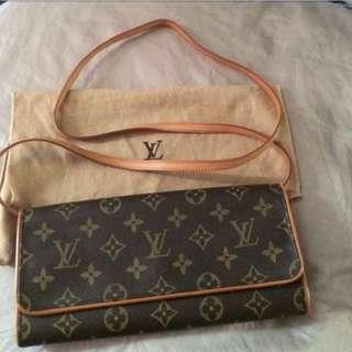 Louis Vuitton twin Pochette GM