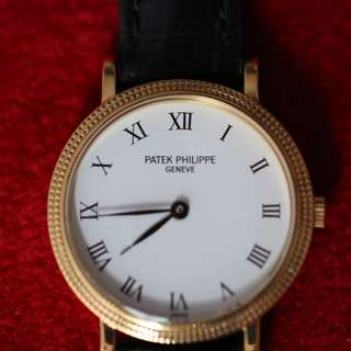 Patek Philippe 4819 Lady Quartz Authentic