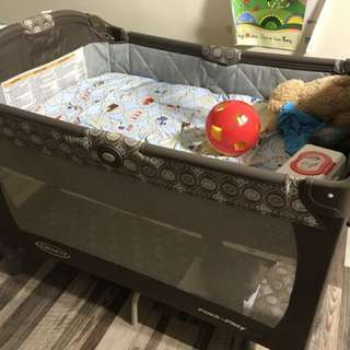 Graco playpen or baby cot