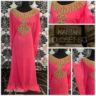 Authentic Middle East Kaftan