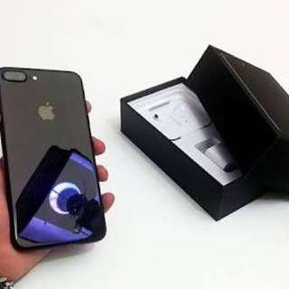 Kredit iPhone 8 Plus 256 gb - tanpa cc