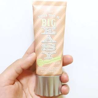 BENEFIT THE BIG EASY LIQUID TOP POWDER SPF 35 FOUNDATION IN 02 LIGHT