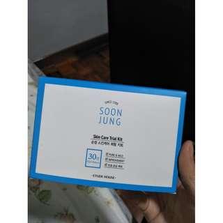 Soon Jung Korean Skin Care Trial Kit