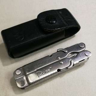 Leatherman Pulse Multitool