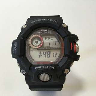 100% new新 – Casio G-Shock 3140 Watch(GW-9400) 卡西歐3410手錶