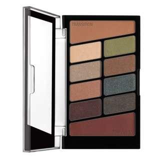 [INSTOCK] Wet n Wild Color Icon Eyeshadow 10 Pan Palette (Comfort Zone)