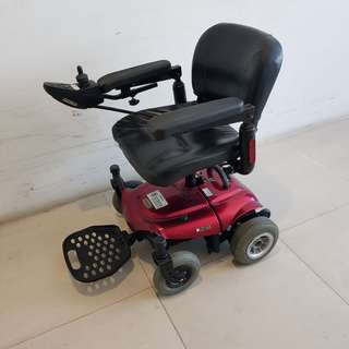 E-Chair Active Care Medical Lead Acid 24v20ah