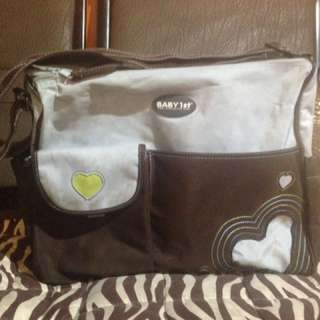 Baby 1st diaper bag