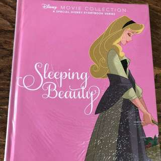 sleeping beauty disney movie collection