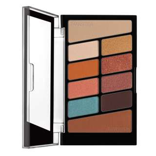 [INSTOCK] Wet n Wild Color Icon Eyeshadow 10 Pan Palette (Not a Basic Peach)