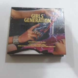ON HAND SEALED SNSD 4th Mini Album - MR MR