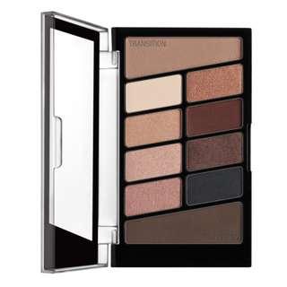 [INSTOCK] Wet n Wild Color Icon Eyeshadow 10 Pan Palette (Nude Awakening)