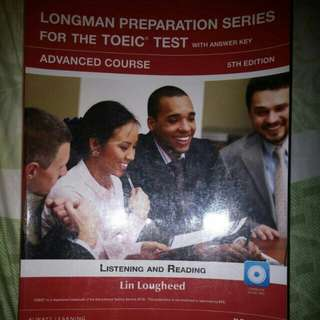 🚚 Longman preparation series