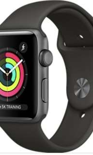 [收]Apple watch S2 黑色42mm