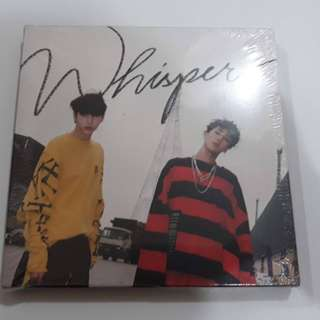 ON HAND SEALED VIXX LR 2nd Mini Album - WHISPER
