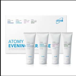 ​Atomy Evening Care 4 Set - BNIB (Sealed)