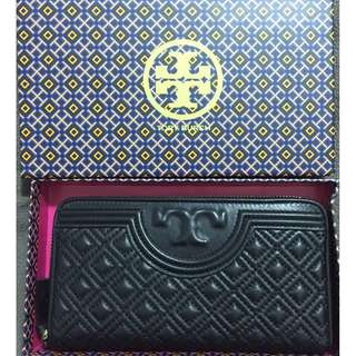 Tory Burch Fleming Continental Wallet Original