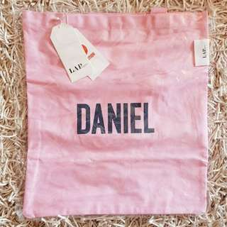 [Ready Stock] Daniel X LAP
