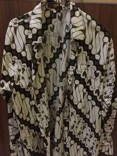 Batik Pria #FISIPUNIS