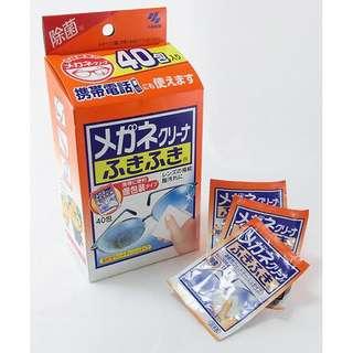 小林製藥除菌眼鏡清潔紙