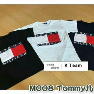 tommy 儿童 T