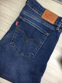 Levi's Jeans 711 skinny (size 31)