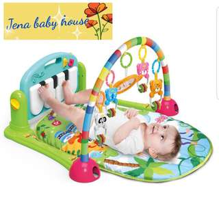 Baby Gym/ baby exercise mat/ toy / multifunction mat/ music