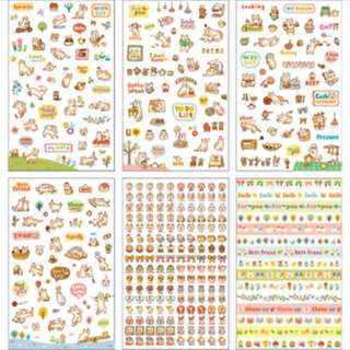 Planner/Scrapbook/Diary Stickers